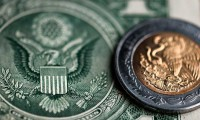 Peso mexicano sigue ganando fuerza; se cotiza a 21.07 frente al dólar