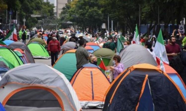FRENAAA y su exigencia sobre la renuncia del presidente de México