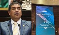 Rinden homenaje al diputado Miguel Acundo González