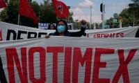 López Obrador pide que se resuelva huelga en Notimex