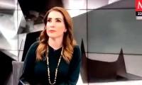 """Video: Azucena Uresti suelta un """"p&#@ $#%!"""" en el noticiero en vivo"""
