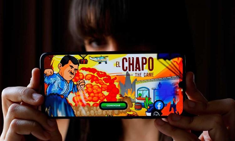 Jóvenes crean juego sobre el Chapo para pagar sus estudios