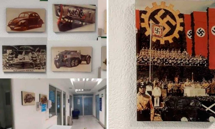 Por foto Nazi, 200 empleados de agencia Volkswagen se quedarán sin trabajo