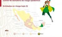Campeche es el primer estado en ingresar al Semáforo Verde