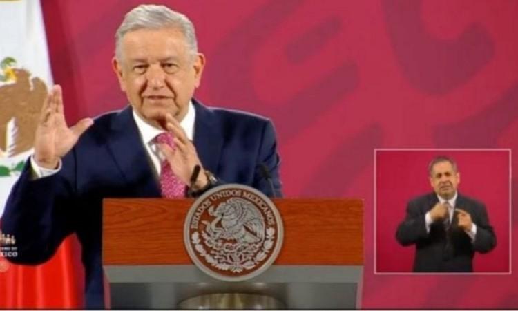 """Anuncia AMLO """"Conmemoración histórica de la grandeza de México"""" para 2021"""