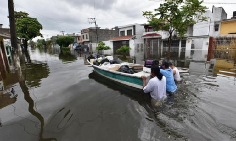 Tormenta tropical Gamma deja seis muertos y más de 3000 evacuados