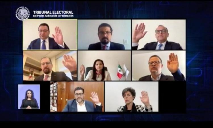 El pasado agosto, el TEPJF ordenó al INE resolver la renovación de la dirigencia.