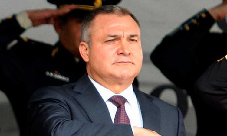 """García Luna se declara """"no culpable"""" por acusaciones de delincuencia organizada"""
