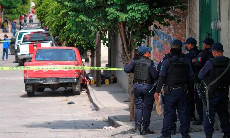 Guanajuato inicia primera semana de octubre con 103 asesinatos
