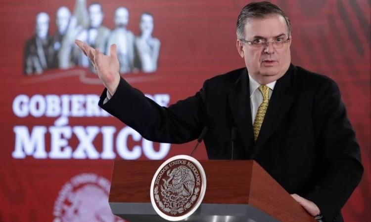 México tiene aseguradas vacunas covid para más de 100 millones de personas: Ebrard