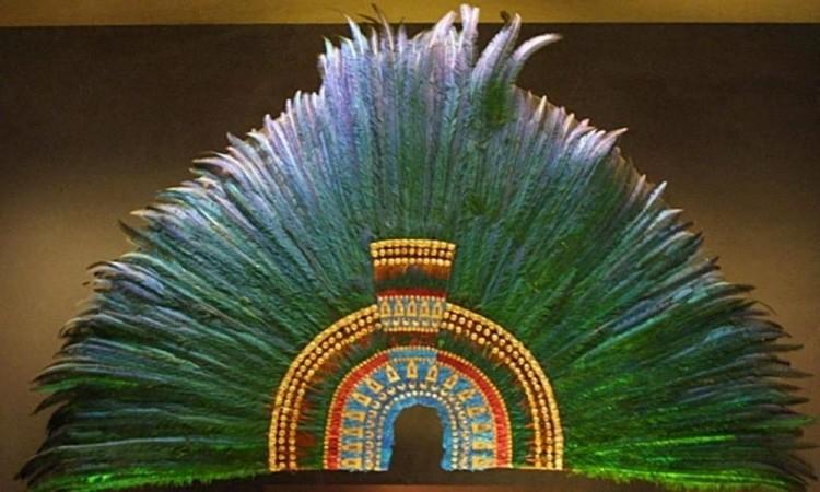 Definitivamente, el penacho no era de Moctezuma: afirma experto en Viena