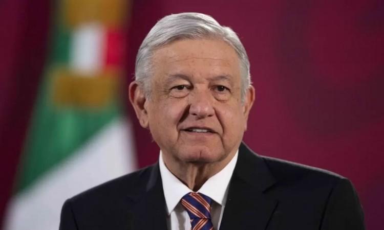 El presidente se deslinda de rechazo a 'México Libre' impulsado por margarita Zavala y Calderón