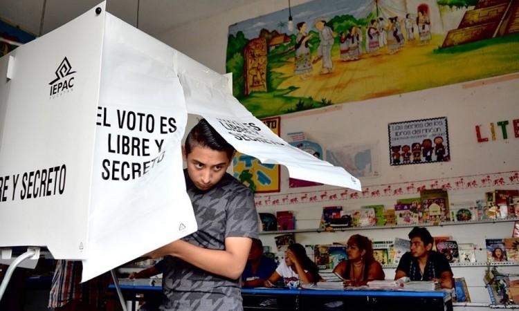 Coahuila e Hidalgo son los únicos estados que tendrán votaciones este año.