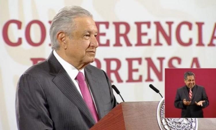 Anuncia AMLO auditoría a los fideicomisos para presentar denuncias penales ante FGR