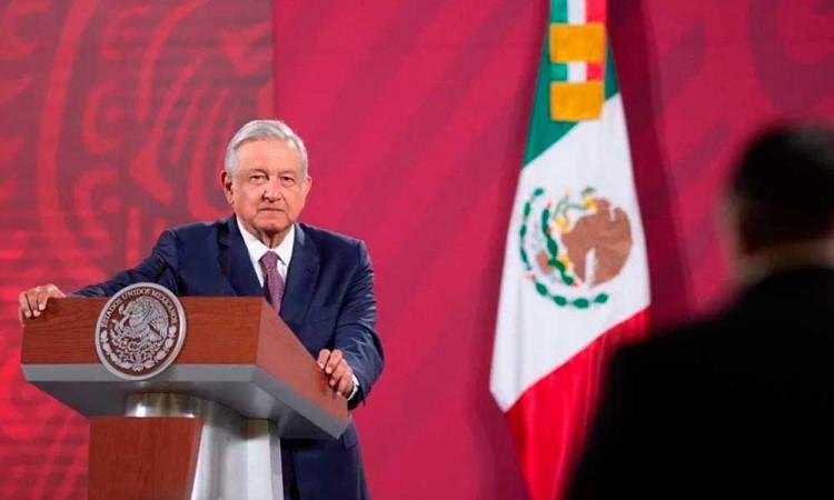 López Obrador da negativo en una prueba de Covid-19 con trato especial