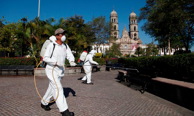 México reporta 6 mil 845 nuevos casos de covid-19 y contabiliza 867.559 contagios