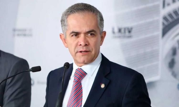 CDMX inhabilita por un año a Miguel Mancera por participar en campaña