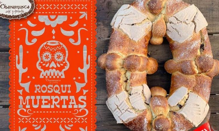 Crean la Rosquimuerta, para celebrar Muertos y Reyes