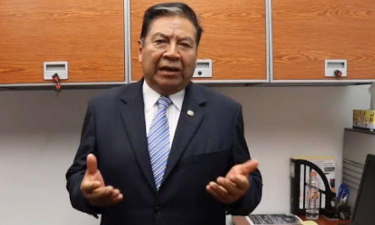 Buscaba la candidatura al gobierno del estado de Tlaxcala.