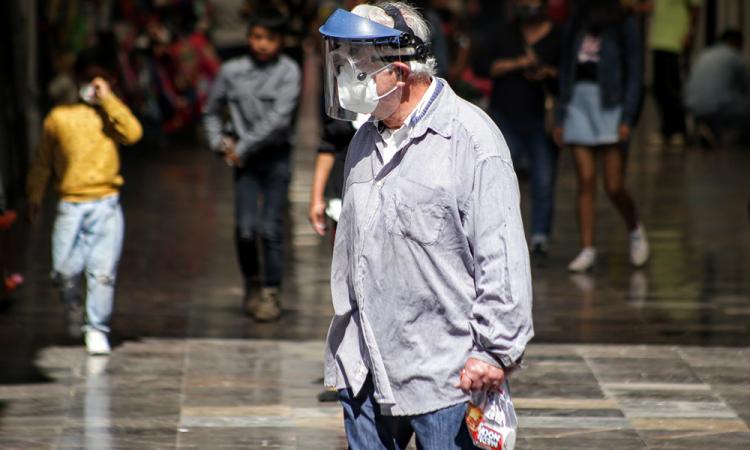 México suma 431 muertos y 6 mil 025 contagios nuevos de covid-19