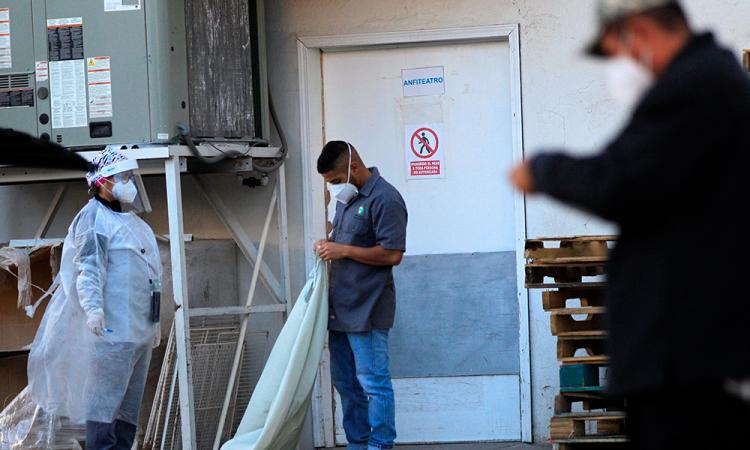México acumula 91 mil 895 decesos y 929 mil 392 casos por covid-19