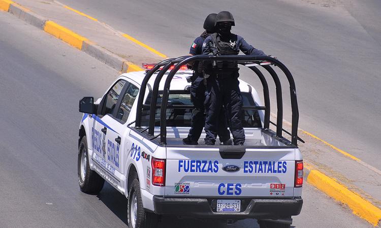 Asesinan a casi 500 policías mexicanos en 10 meses de 2020