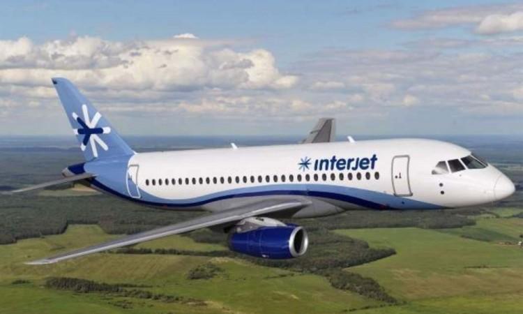 Cancelan vuelos de Interjet por falta de combustible