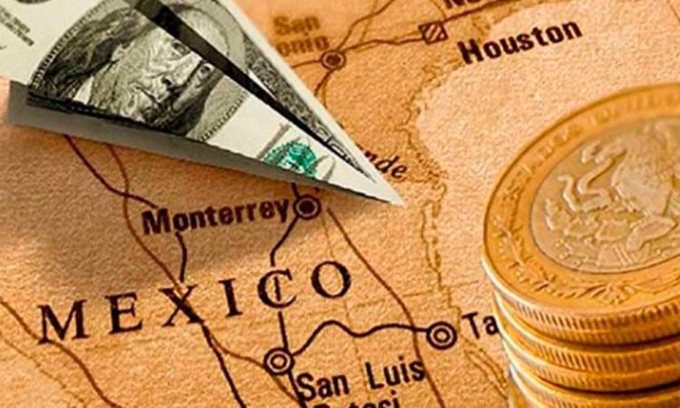 Las remesas enviadas a México crecen 10 % hasta septiembre pese a la crisis