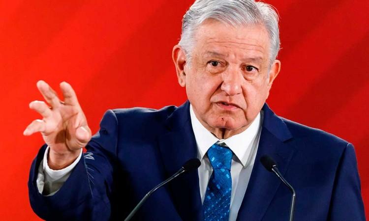 López Obrador dice que no se sabe a ciencia cierta si sirve el cubrebocas