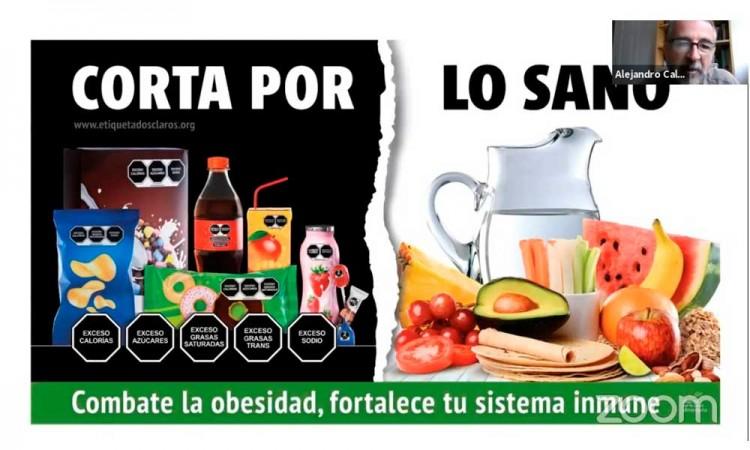 ONG's lanzan campaña contra alimentos ultraprocesados en México