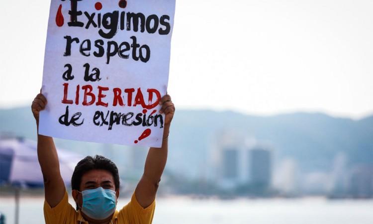 ONU lanza plataforma para proteger a periodistas en México