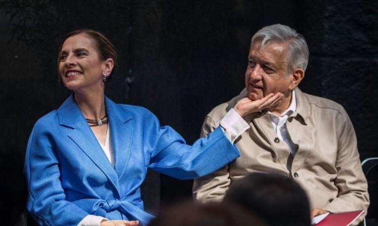 Aclara AMLO ingreso de Beatriz Gutiérrez al SNI del Conacyt