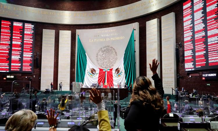 Diputados aprueban Ley de Ingresos 2021 y la remiten al Ejecutivo