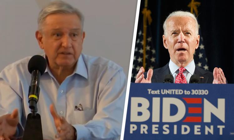 AMLO rechaza reconocer a Biden hasta que 'se resuelva' la elección