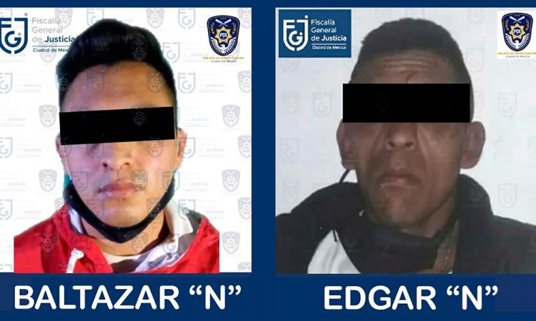 Procesan a dos sospechosos de matar a jóvenes indígenas en CDMX