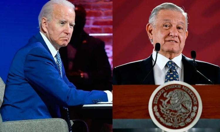 López Obrador no tiene nada en contra de Joe Biden pero evita reconocerlo