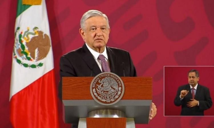 Nunca había llovido tanto en 50 años: López Obrador dijo tras las lluvias e inundaciones en Tabasco
