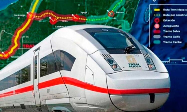 México anuncia licitación para 43 trenes de primera etapa del Tren Maya