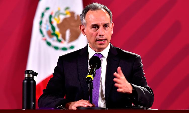 México registra 95.842 decesos y 978.531 casos de covid-19