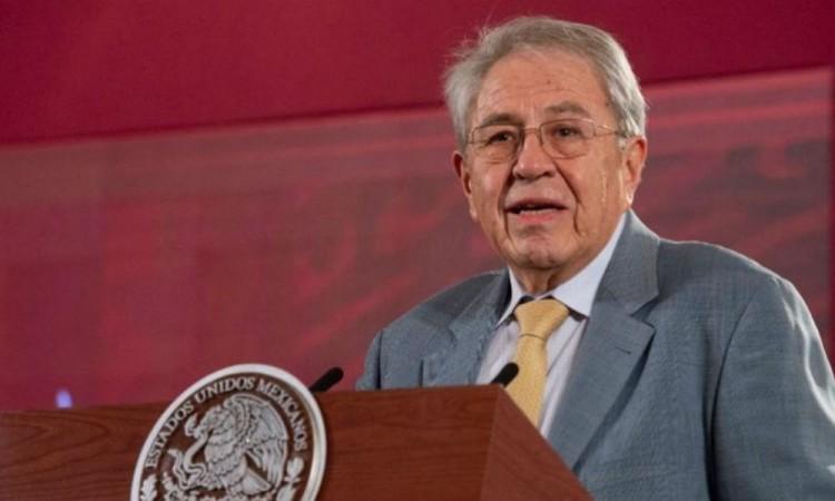 Se mantienen control de la pandemia: Jorge Alcocer Varela