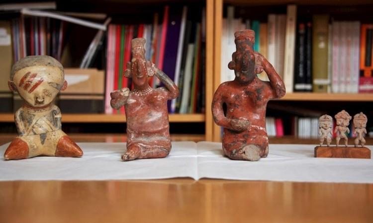 Australia devuelve a México cuatro piezas arqueológicas confiscadas