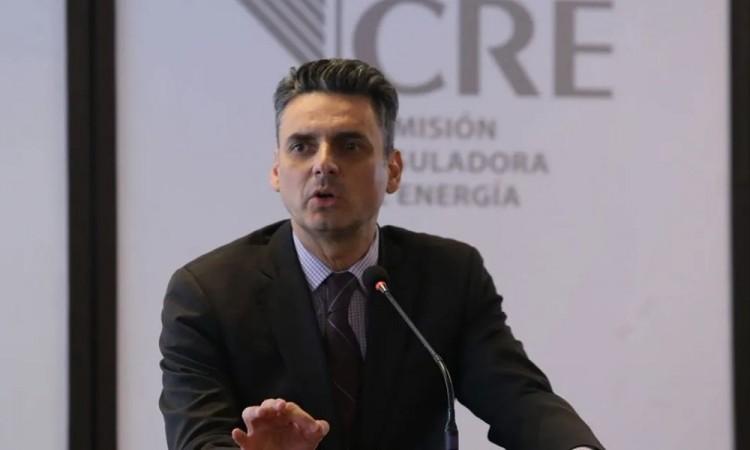 Inhabilitan por 10 años a Guillermo García Alcocer, ex titular de la CRE estuvo a cargo de la comisión del 2016 al 2019