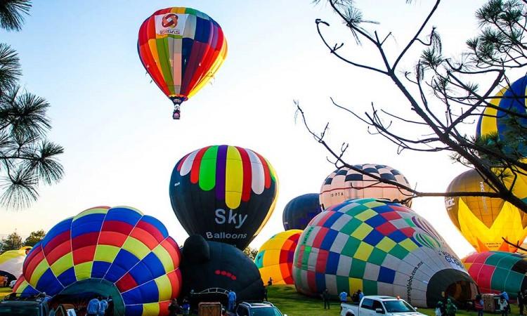 FOTOS: Así se vio el Festival del Globo en León, Guanajuato