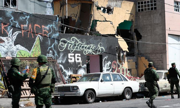 Dos muertos y 25 heridos por explosión de gas en la colonia Morelos de CDMX