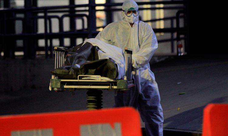 México llega a 1 millón 6 mil contagios y se acerca a 100 mil  muertos de covid-19