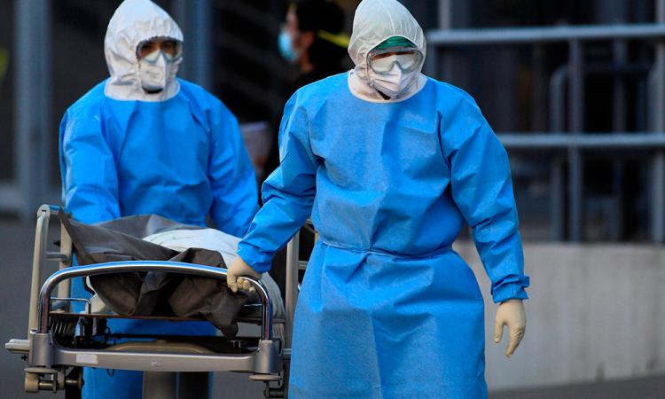 México roza los 100 mil fallecidos de covid-19 tras sumar 319 nuevos decesos