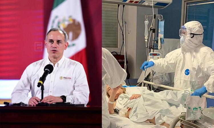 México acumula 99 mil 026 decesos confirmados de Covid-19