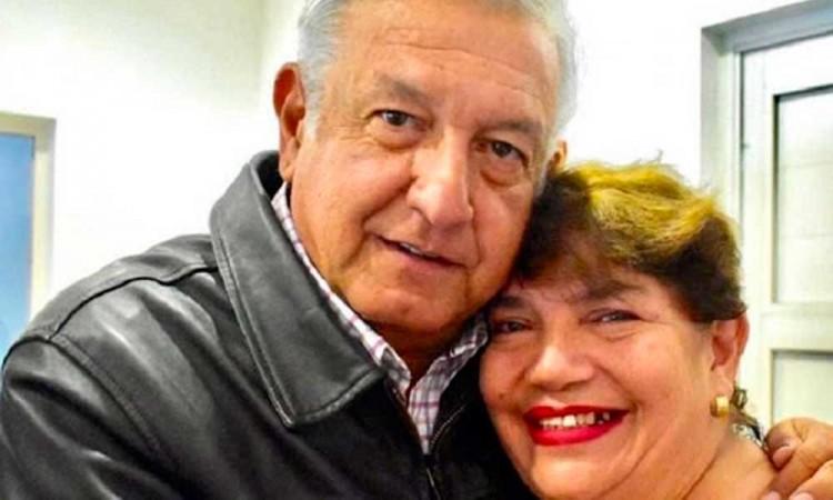 Muere Candelaria Beatriz a los 56 años, hermana de López Obrador