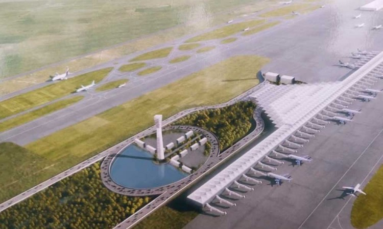 AMLO estrenará aeropuerto Santa Lucia en febrero de 2021