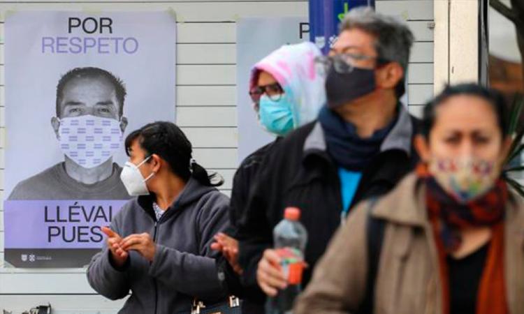 Ciudad de México instala 26 puntos de pruebas covid para doblar su capacidad